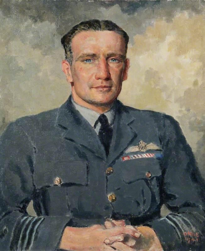 Group Captain F. V. Beamish