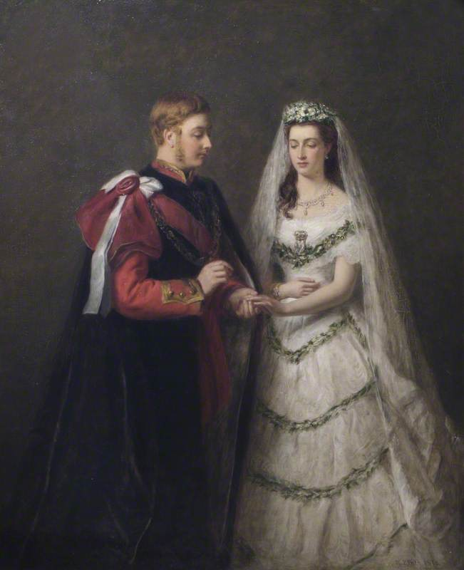 The Marriage of the Prince and Princess of Wales