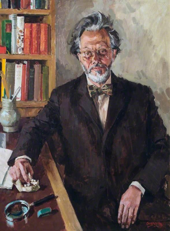 A. E. W. Miles