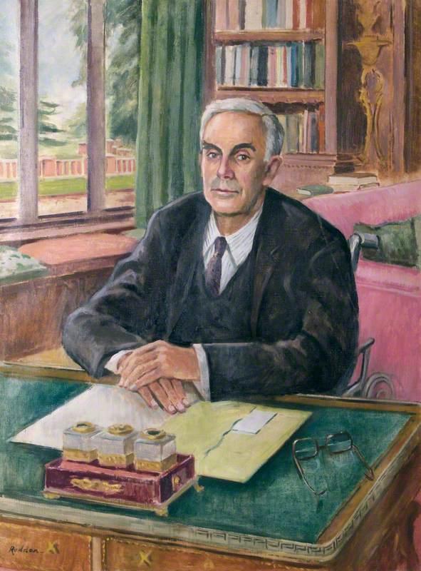 Julian Thurstan (1920–1986), 4th Viscount Knutsford