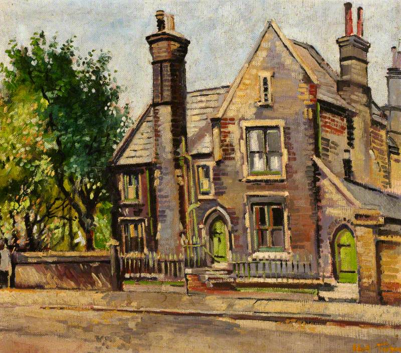 The School House, Bethnal Green