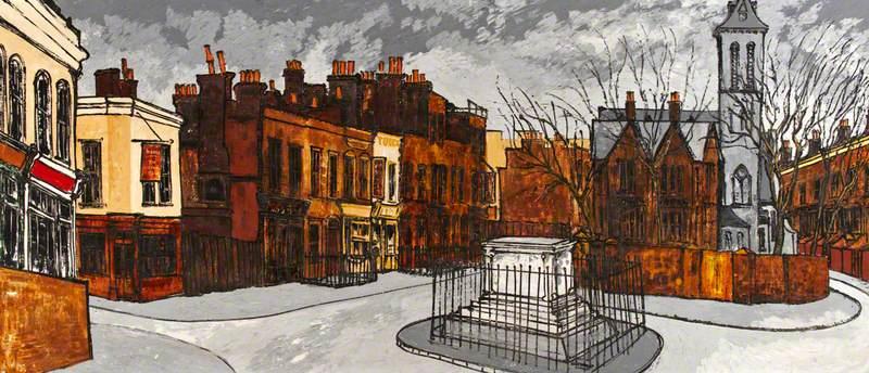 Street Scene, Poplar
