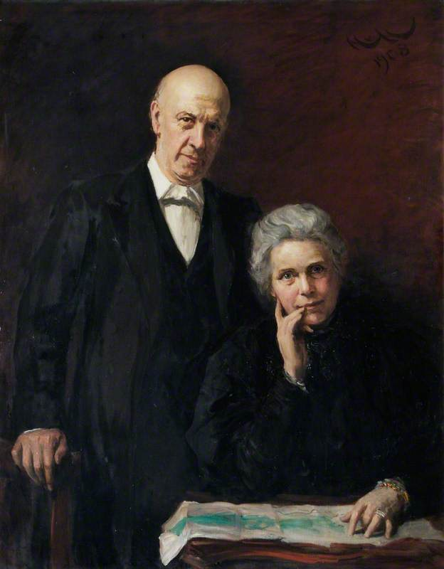 Samuel and Henrietta Barnett