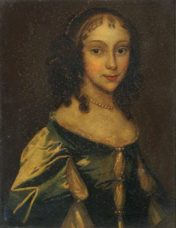 Katherine Ferrars (1634–1660), Later Wife of Thomas Fanshawe