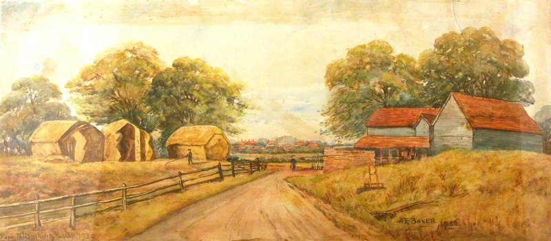 Farm near Barkingside