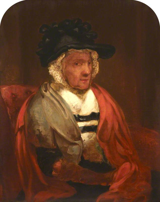 Mrs Charles Wesley in Old Age