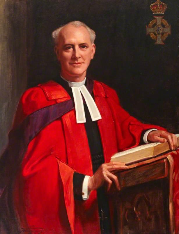 The Reverend Dr Leslie D. Weatherhead
