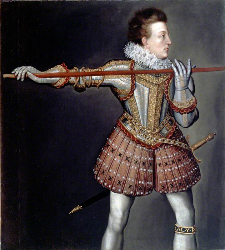 Henry Frederick (1594–1612), Prince of Wales