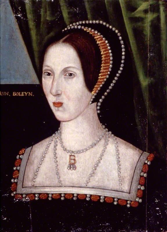 Queen Anne Boleyn (c.1501–1536)