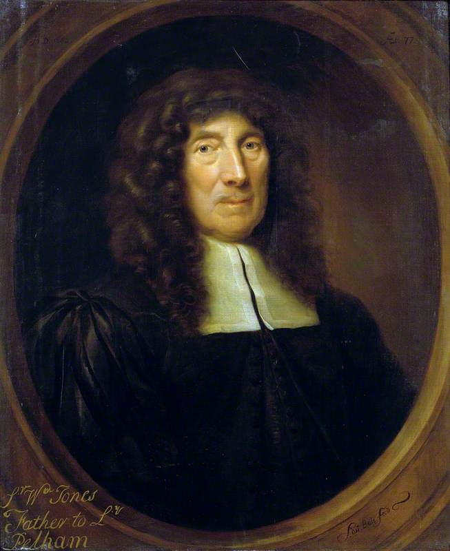 Sir William Jones Knight