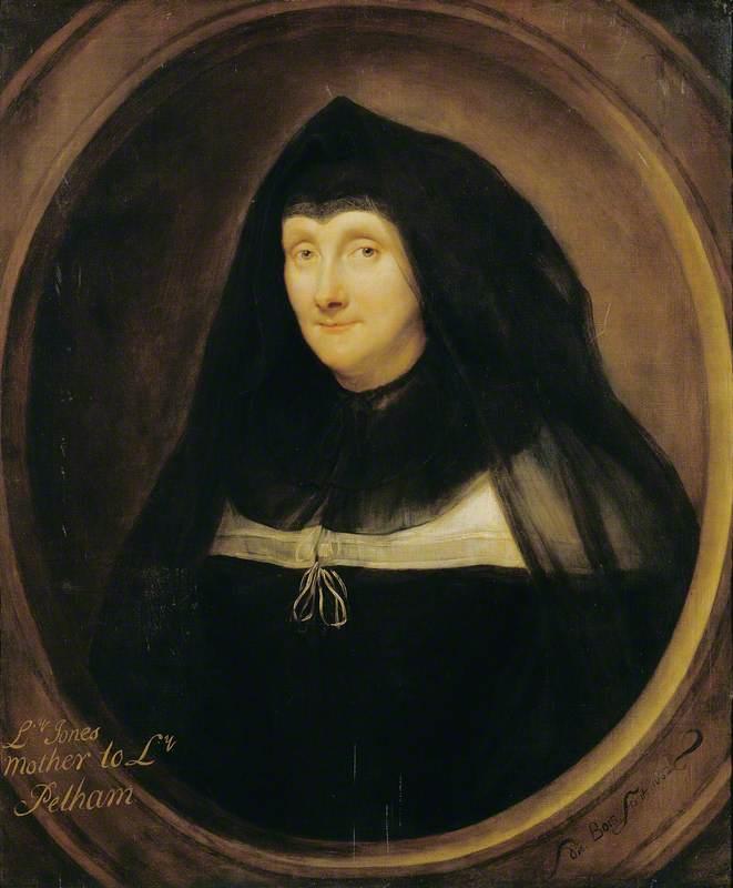 Elizabeth, Lady Jones