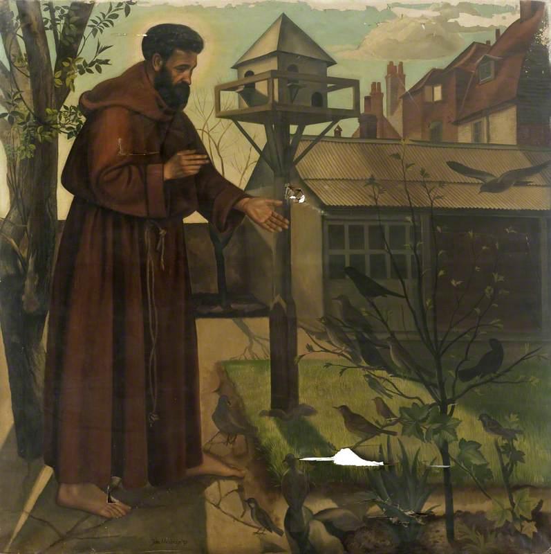 Saint Francis Preaching to the Birds