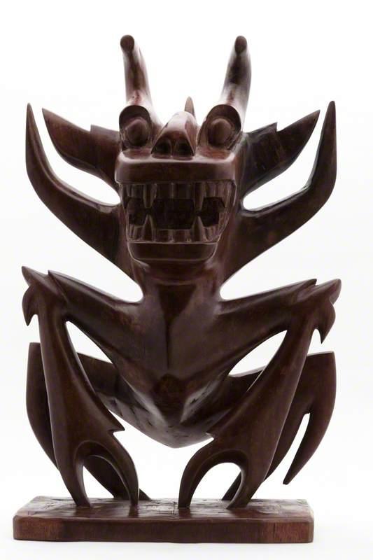 Moyang Ketam (the Crab Spirit)