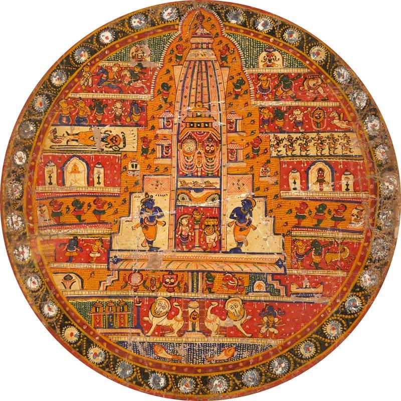 The Jagganatha Triad