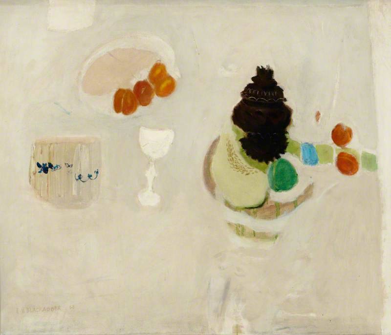 Still Life on White