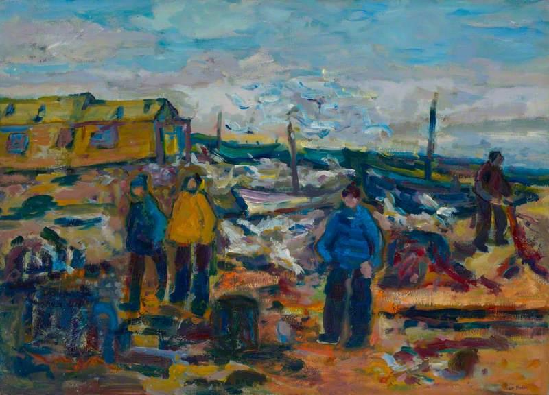 Fishermen, Aldeburgh