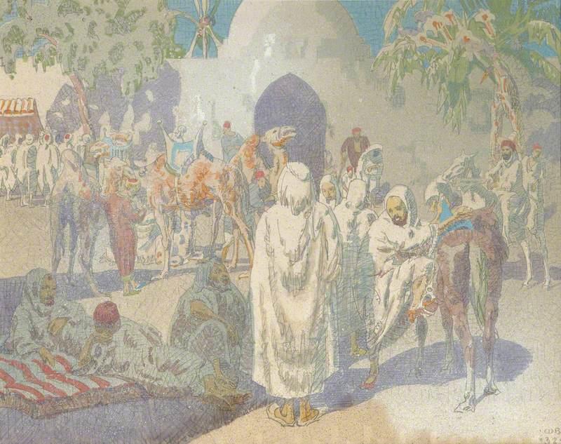 Souvenir of Tunisia