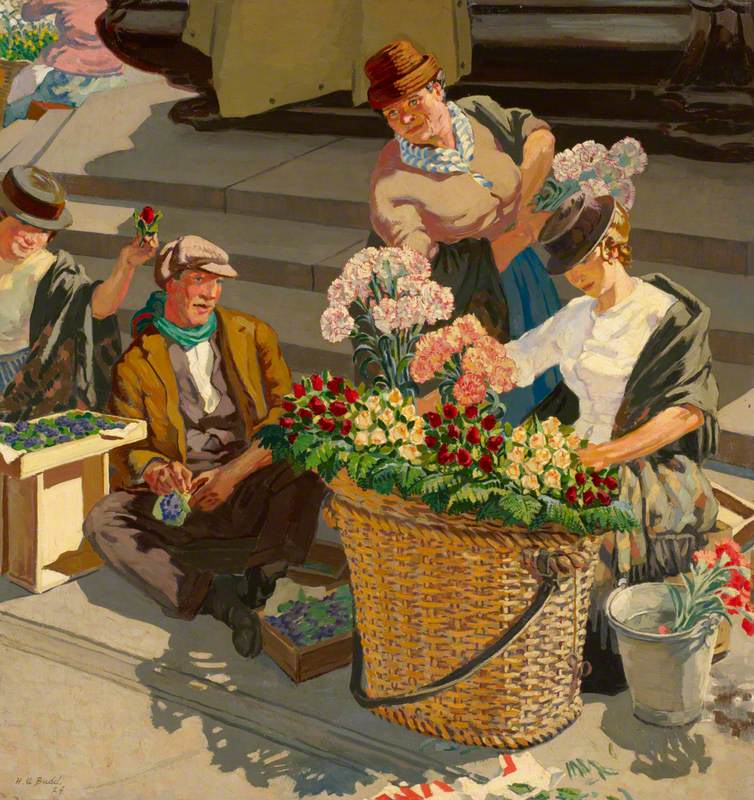 Piccadilly Flower Sellers