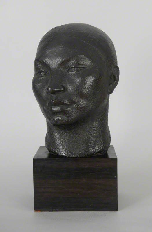 Mongolian Head (Head of a Tartar Woman)