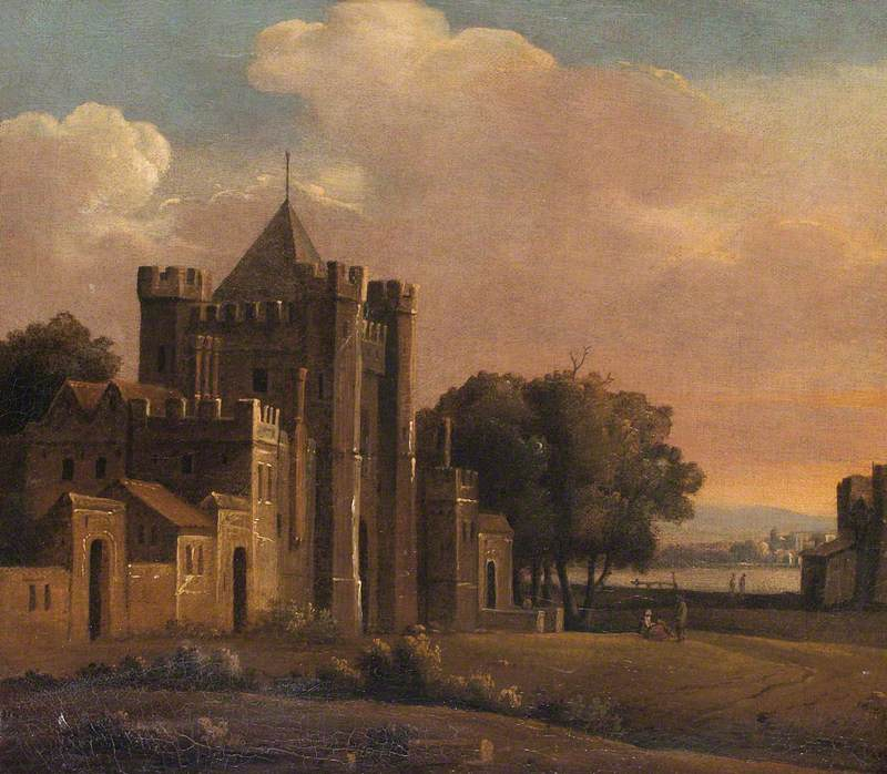 Croydon Old Palace, Surrey