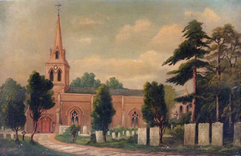 St Leonard's Church, Streatham, London