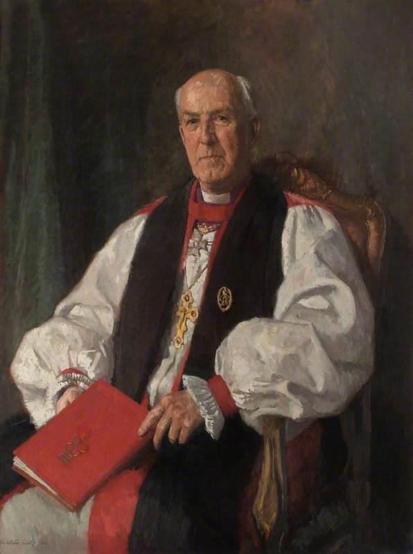 Geoffrey Fisher (1887–1972), Archbishop of Canterbury