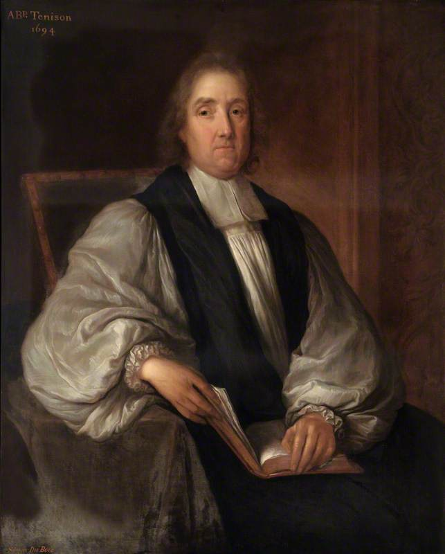 Thomas Tenison (1636–1715), Archbishop of Canterbury
