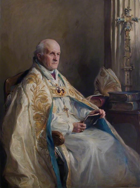Cosmo Gordon Lang (1864–1945), Archbishop of Canterbury