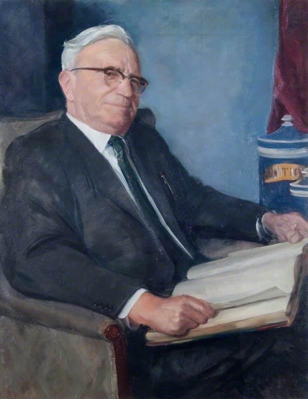 William Spencer Howells (1889–1969), President of the Pharmaceutical Society (1942–1944)