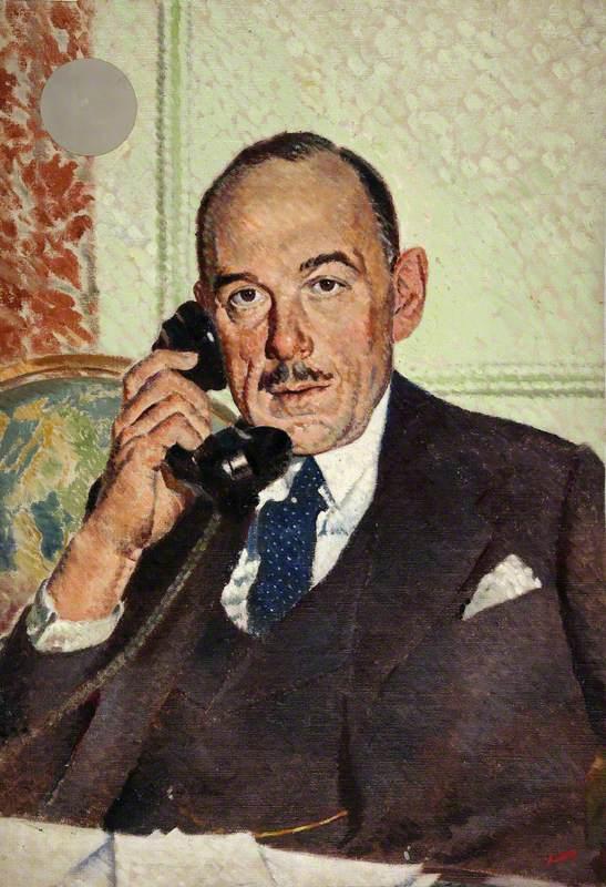 The Right Honourable Oliver Lyttleton