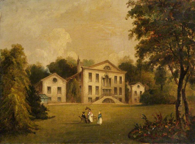 View of a Country House*
