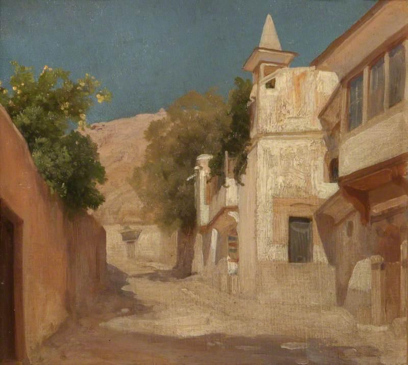 Richard and Isobel Burton's House in Damascus