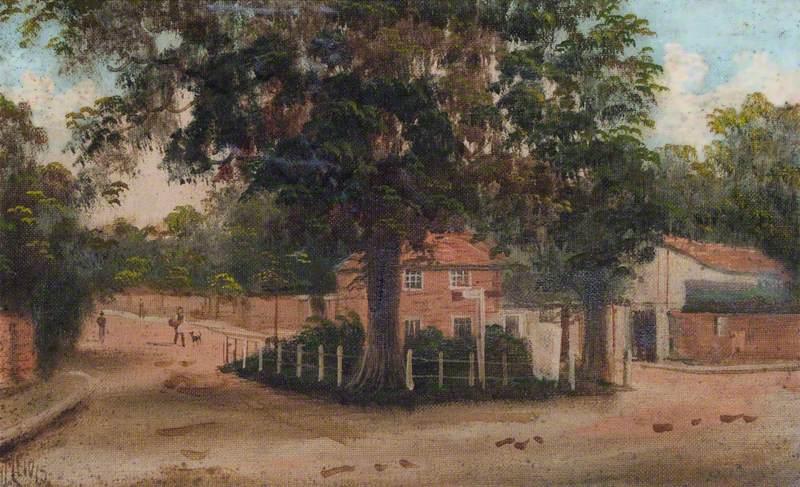 The Triangle, Sheen Lane, East Sheen, Surrey