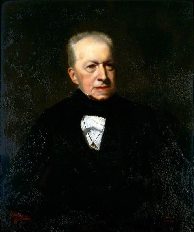 Robert Brown (1773–1858), DCL, LLD, FRS, PLS