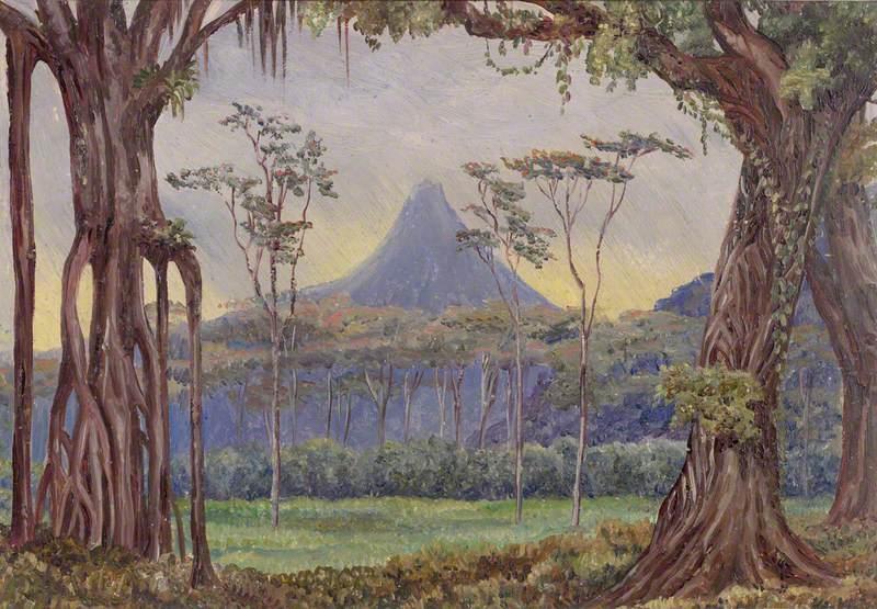 Krakatau Volcano, Ngantang, Java