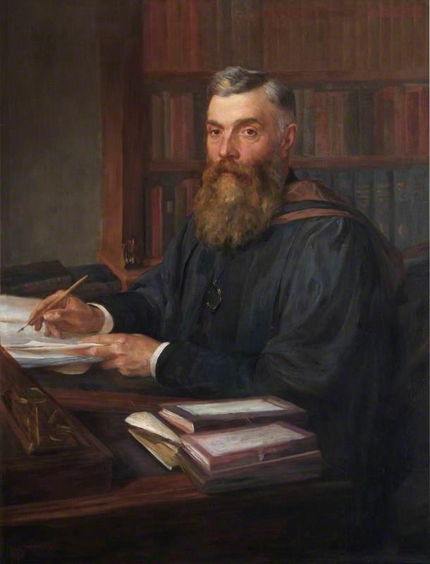 The Reverend John Pincher Faunthorpe (1839–1924), MA, Principal of Whitelands College