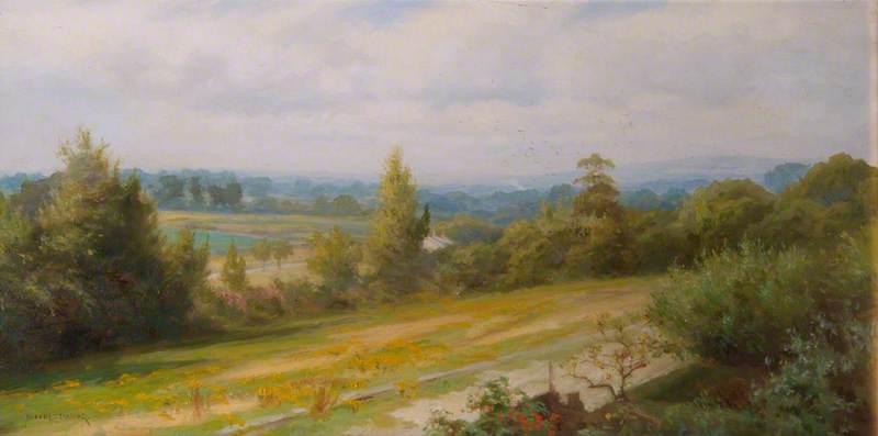 View of Carshalton, Surrey