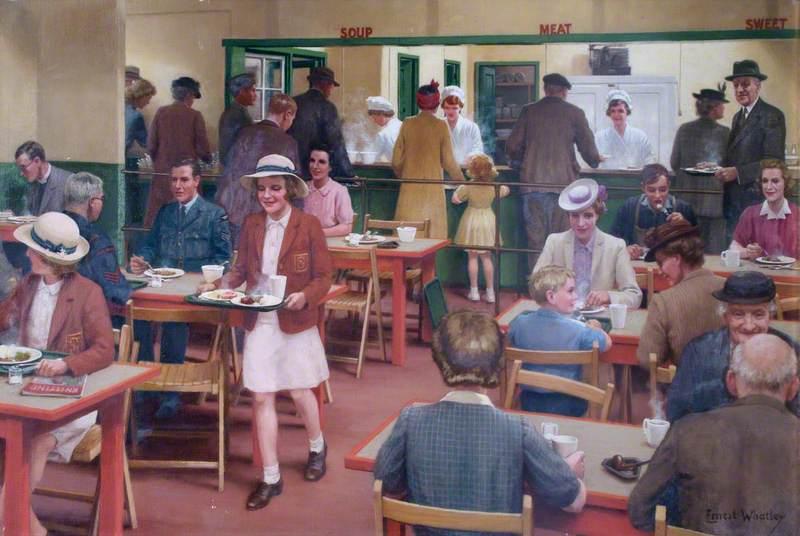 A British Restaurant