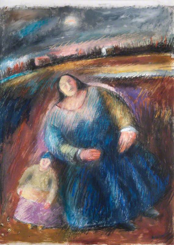 Mother and Child Series: 'You may not live up to her dreams, which even a king cannot always do'