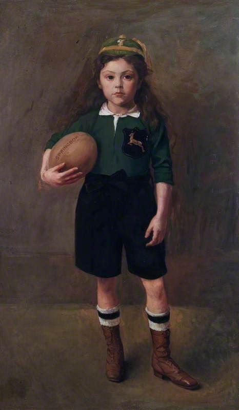 Springbok Girl (Kathleen Trick)