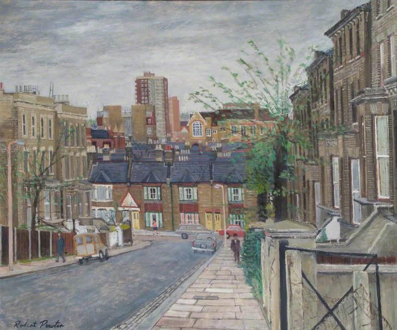 Poutney Road, Battersea, London