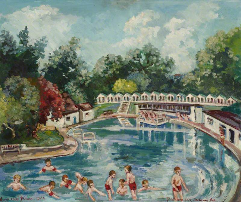 Gladstone Park Swimming Pool