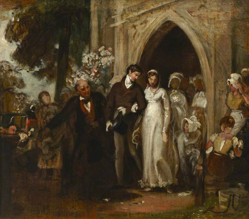 The Village Wedding, Watley Abbey