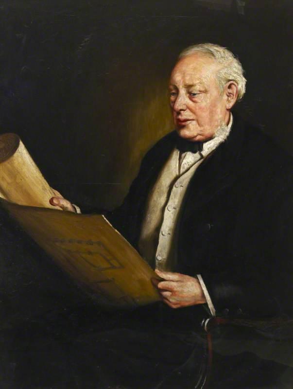 George Aitchison (1825–1910), PRIBA