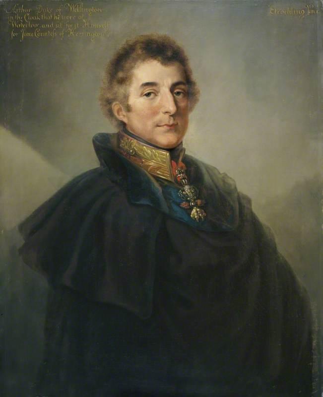 Field Marshal Arthur Wellesley (1769–1852), KG, GCB, 1st Duke of Wellington