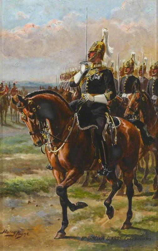6th Dragoon Guards Carabiniers