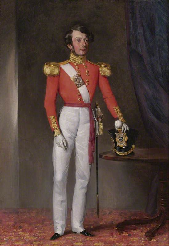 An Officer of the 6th Regiment of Foot