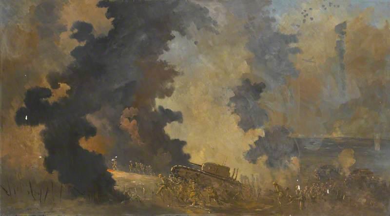 Dieppe, August 1942