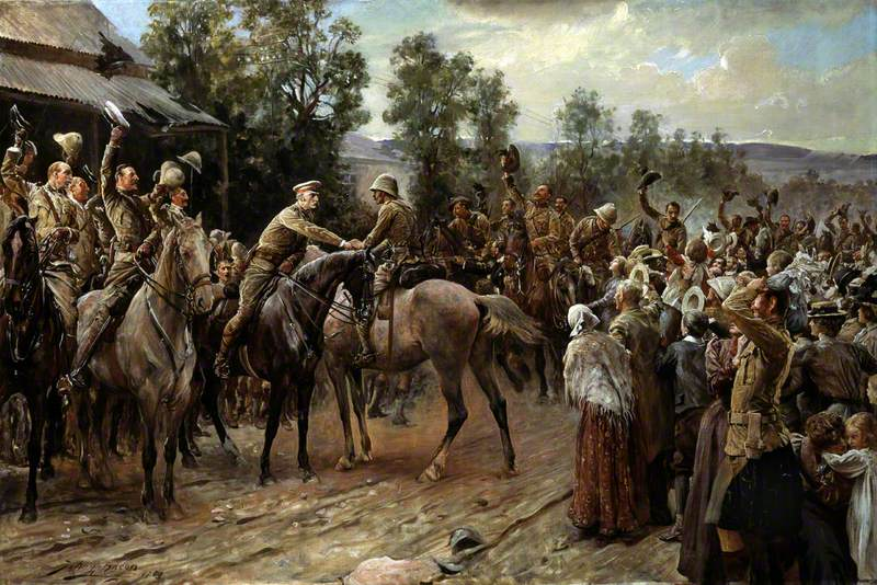 The Relief of Ladysmith, 27 February 1900