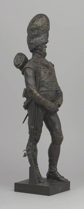 A Guardsman, 1st Regiment of Foot Guards, 1815